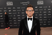 Hidetoshi Nakata attends the 2018 Laureus World Sports Awards at Salle des Etoiles, Sporting Monte-Carlo on February 27, 2018 in Monaco, Monaco.