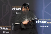 Rossy de Palma attends Cesar Film Awards 2019 at Salle Pleyel on February 22, 2019 in Paris, France.
