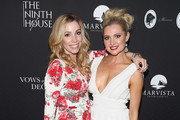 "Autumn Federici and Katherine Bailess attend the Red Carpet screening of ""Vows of Deceit"" by The Ninth House and MarVista Entertainment on March 18, 2018 in Sherman Oaks, California."