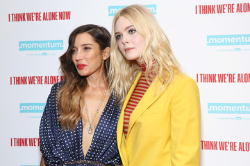 Reed Morano XX At The New York Special Screening Of 'I Think We're Alone Now'