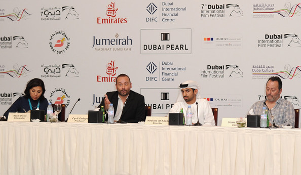 2010 Dubai International Film Festival - Day 6