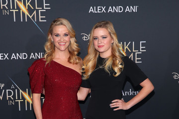Reese Witherspoon Ava Phillippe Premiere Of Disney's 'A Wrinkle In Time' - Arrivals