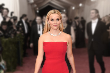 Reese Witherspoon 'China: Through The Looking Glass' Costume Institute Benefit Gala - Fashion Focus