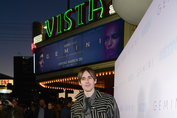 Reeve Carney Premiere Of Neon's 'Gemini' - Red Carpet