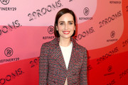 Zoe Lister-Jones attends Refinery29 Presents 29Rooms Los Angeles 2018: Expand Your Reality at The Reef on December 4, 2018 in Los Angeles, California.