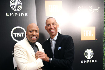 Reggie Miller Kenny Smith All Star Bash