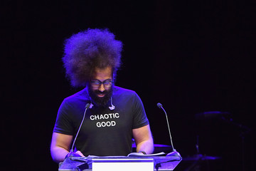 Reggie Watts NET-A-PORTER And MR PORTER Partner With Letters Live