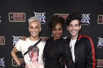 "Regina LeVert Opening ""Night Of Rock Of Ages"" Hollywood At The Bourbon Room"