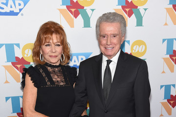Regis Philbin Tony Bennett 90th Birthday - Red Carpet
