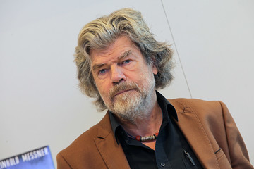 Reinhold Messner Frankfurt Book Fair 2017 - Day 4