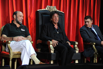 """Al Pacino F. Murray Abraham Release Of """"Scarface"""" On Blu-ray - After Party"""