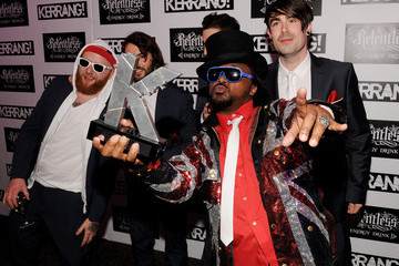 Skindred The Relentless Energy Drink Kerrang! Awards 2011 - Arrivals
