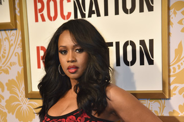 Remy Ma 2018 Roc Nation THE BRUNCH - Red Carpet
