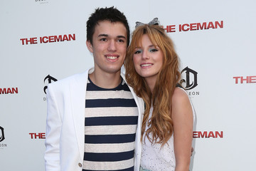 Remy Thorne Arrivals at 'The Iceman' Premiere 2