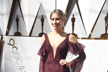 Renee Bargh 90th Annual Academy Awards - Arrivals