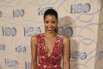 Renee Elise Goldsberry HBO's Official Golden Globe Awards After Party - Red Carpet