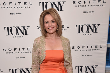 Renee Fleming Tony Honors Cocktail Party Presenting The 2018 Tony Honors For Excellence In The Theatre And Honoring The 2018 Special Award Recipients - Arrivals
