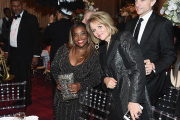 Renee Fleming Jazz at Lincoln Center 2017 Gala 'Ella at 100: Forever the First Lady of Song' - Inside