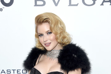 Renee Olstead 25th Annual Elton John AIDS Foundation's Oscar Viewing Party - Red Carpet