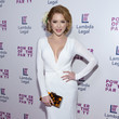 Renee Olstead Lambda Legal West Coast Liberty Awards - Arrivals
