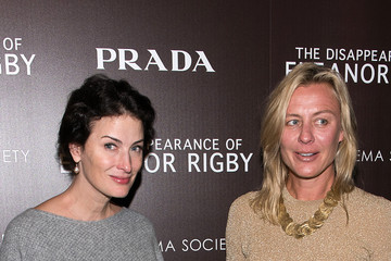 "Renee Rockefeller Prada And The Cinema Society Host A Screening Of The Weinstein Company's ""The Disappearance Of Eleanor Rigby"" - Arrivals"