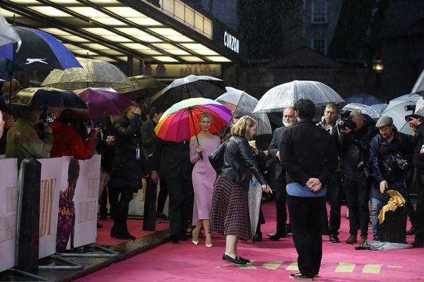 'Judy' European Premiere - Red Carpet Arrivals
