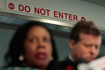 Charles Dent Rep. Sheila Jackson Lee Calls For Increased Airport Security At EWR