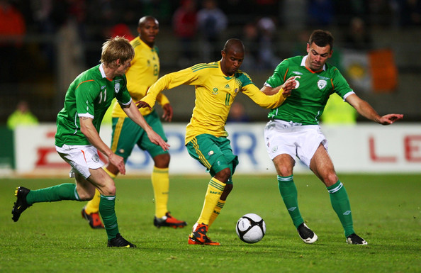 Republic of Ireland v South Africa - International Friendly