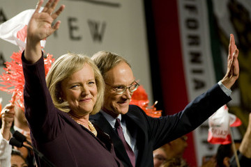 Griffith Harsh Republican Gubernatorial Candidate Meg Whitman Wins Primary