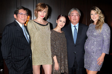 "Mika Nakashima ""Resident Evil: Afterlife"" Japan After Party"