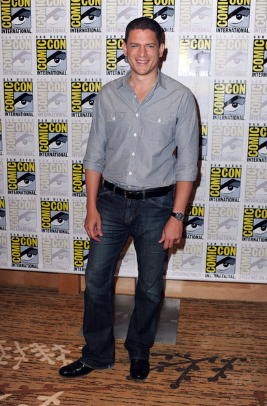 Wentworth Miller In Quot Resident Evil Afterlife Quot Red Carpet