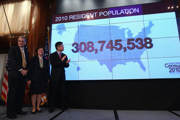 Rebecca Blank Results Of 2010 U.S. Census Are Unveiled