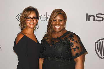 Retta Warner Bros. Pictures And InStyle Host 19th Annual Post-Golden Globes Party - Arrivals