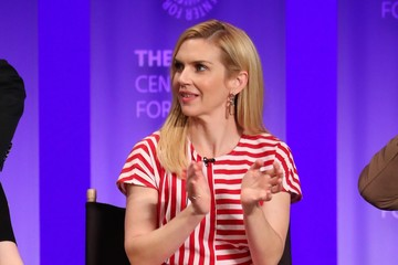 Rhea Seehorn The Paley Center For Media's 2019 PaleyFest LA - 'Star Trek: Discovery' And 'The Twilight Zone'