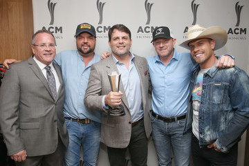 Rhett Akins 12th Annual ACM Honors - Backstage And Audience