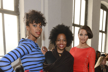 Rhonda Ross Tracy Reese - Front Row - Mercedes-Benz Fashion Week Fall 2014