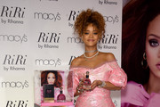 RiRi by Rihanna Fragrance Unveiling at Macy's Downtown Brooklyn