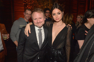 Rian Johnson Premiere Of Lionsgates' 'Knives Out' - After Party