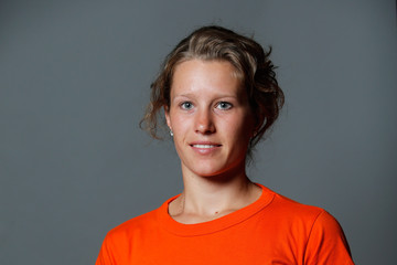 Rianne de Vries Netherlands Olympic Team Photo Shoot