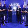 Ricardo Guadalupe Hublot Celebrate Partnership And Launch Classic Fusion Chronograph Chelsea FC
