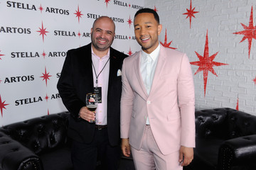 Ricardo Marques John Legend Performs 'Under the Stars' as Stella Artois Brings the Stars to New York City for the Holiday Season
