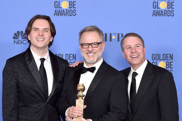Rich Moore 74th Annual Golden Globe Awards - Press Room