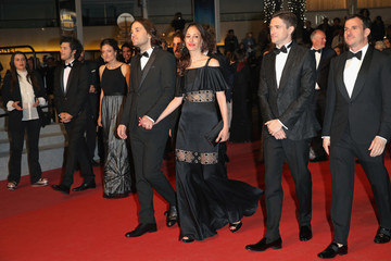 Rich Vreeland 'Under The Silver Lake' Red Carpet Arrivals - The 71st Annual Cannes Film Festival