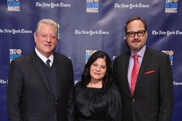 Richard Berge Greater Ft. Lauderdale Tourism Sponsors 2017 Gotham Awards