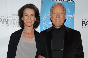 "Richard Chamberlain LA Premiere Of Twyla Tharp-Frank Sinatra Musical ""Come Fly Away"" At Pantages Theatre"