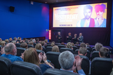 Richard Curtis 'Yesterday' Special Screening In Gorleston