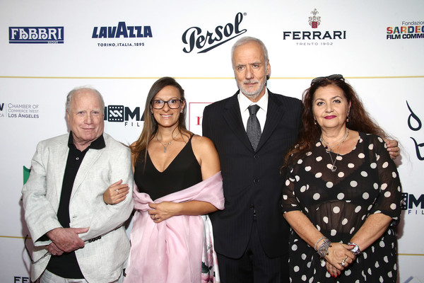 """Lina Wertmuller """"True Italian Taste"""" Gala Reception Dinner Co-Hosted By The Italy-America Chamber Of Commerce West And Italian Soccer Superstar Alessandro Del Piero At Del Piero's Los Angeles Restaurant N.10"""
