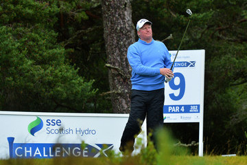 Richard Finch 2017 SSE Scottish Hydro Challenge - Day Two