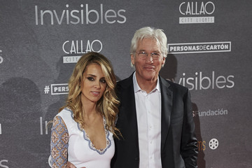 Richard Gere 'Invisibles' Madrid Premiere