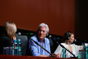 Richard Gere 'Time Out of Mind' Press Conference - The 9th Rome Film Festival